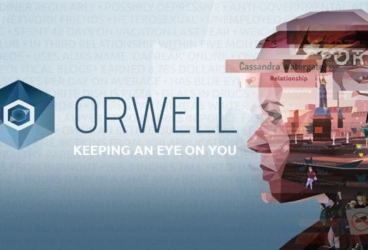 Orwell is FREE for a Limited Time! Get It NOW!
