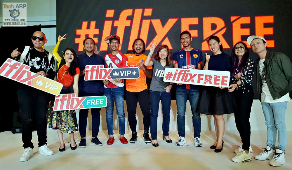 Get iflix FREE + New Local Content With iflix 3.0!