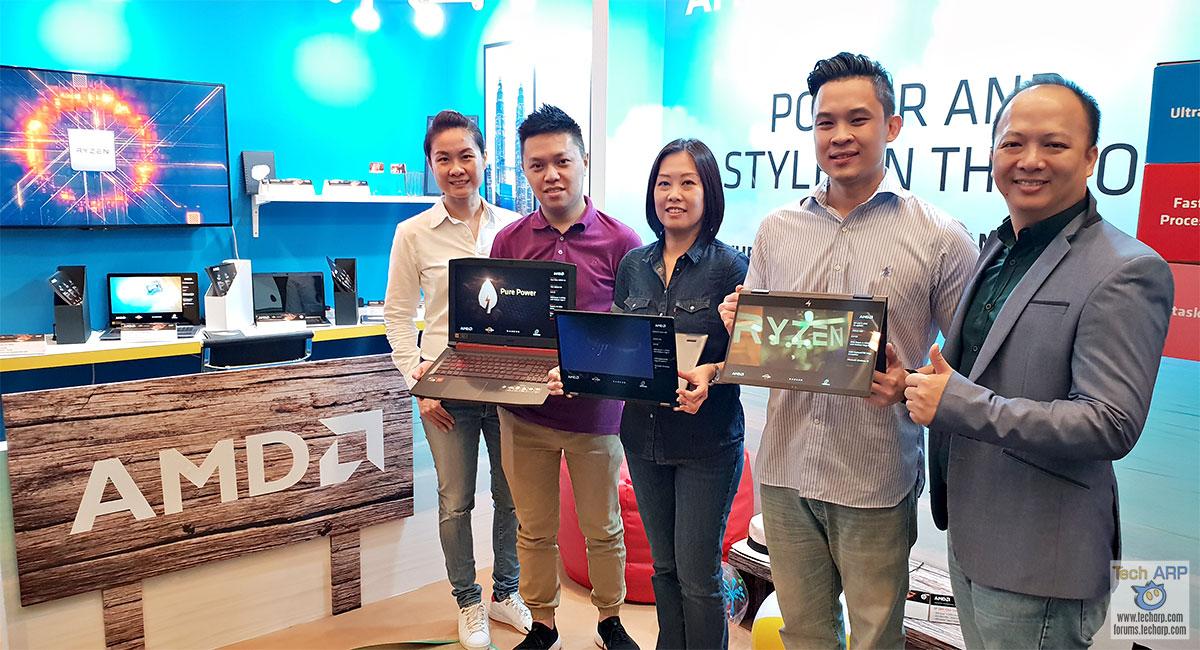 Ryze Up With AMD - Q4 2018 Ryzen Mobile Laptops! - Tech ARP