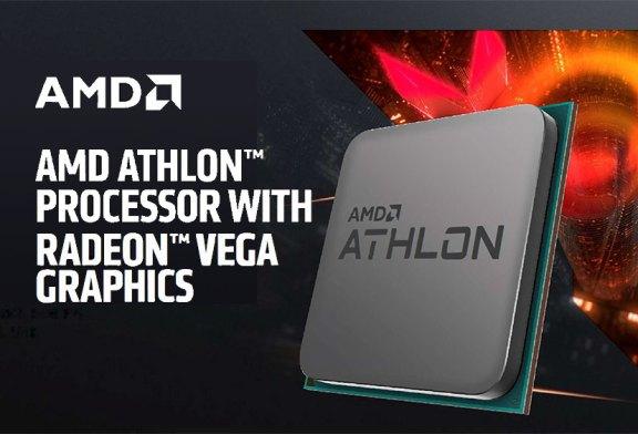 Official AMD Athlon APU with Radeon Vega Graphics Tech Briefing