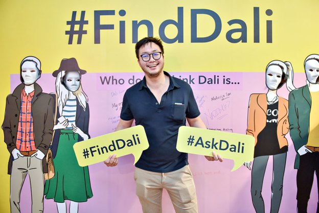 Find Dali - The SOCAR-Powered Transportation Aide Goes LIVE!
