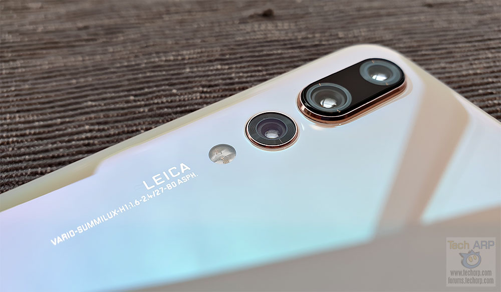 HUAWEI P20 Pro Pearl White Edition Hands-On Preview!
