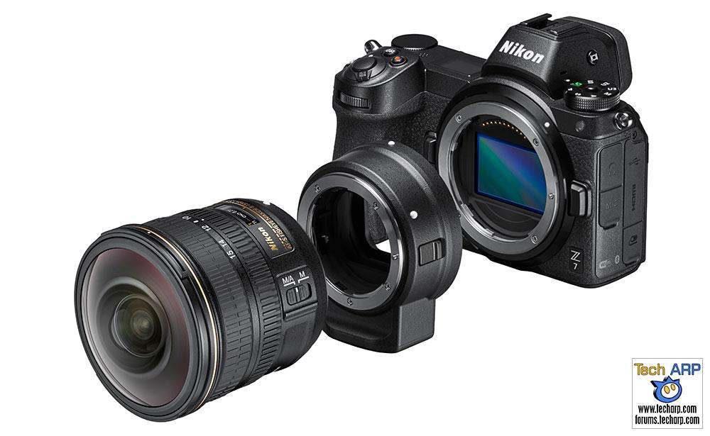 Nikon Z7 Full-Frame Mirrorless Camera Preview + Showcase!