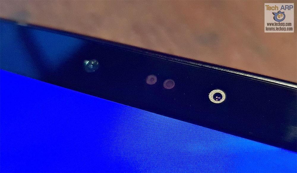Samsung Galaxy Tab S4 S front camera