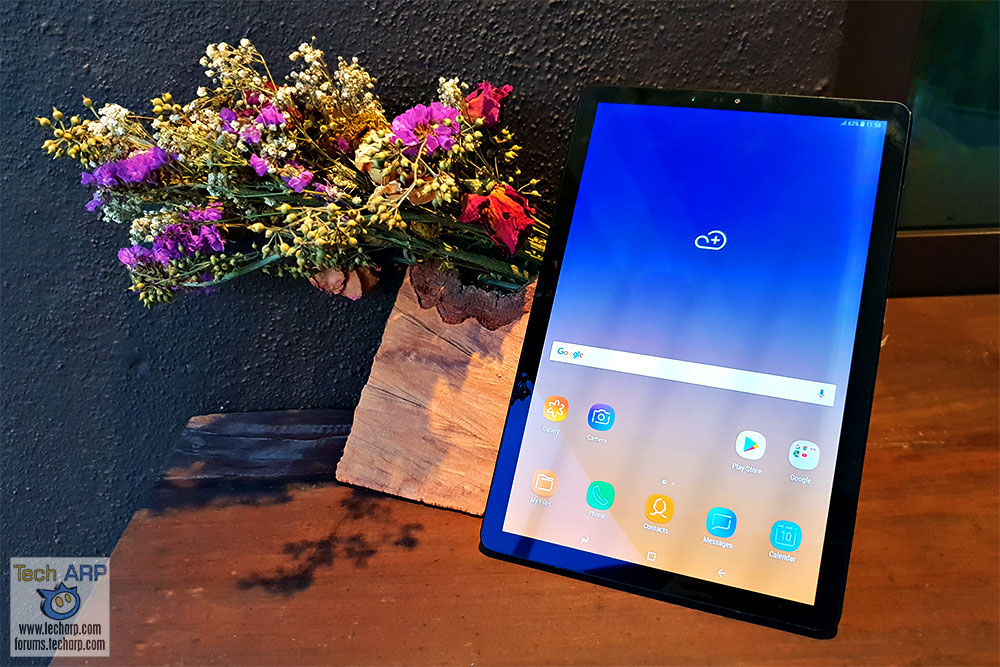 Samsung Galaxy Tab S4 review