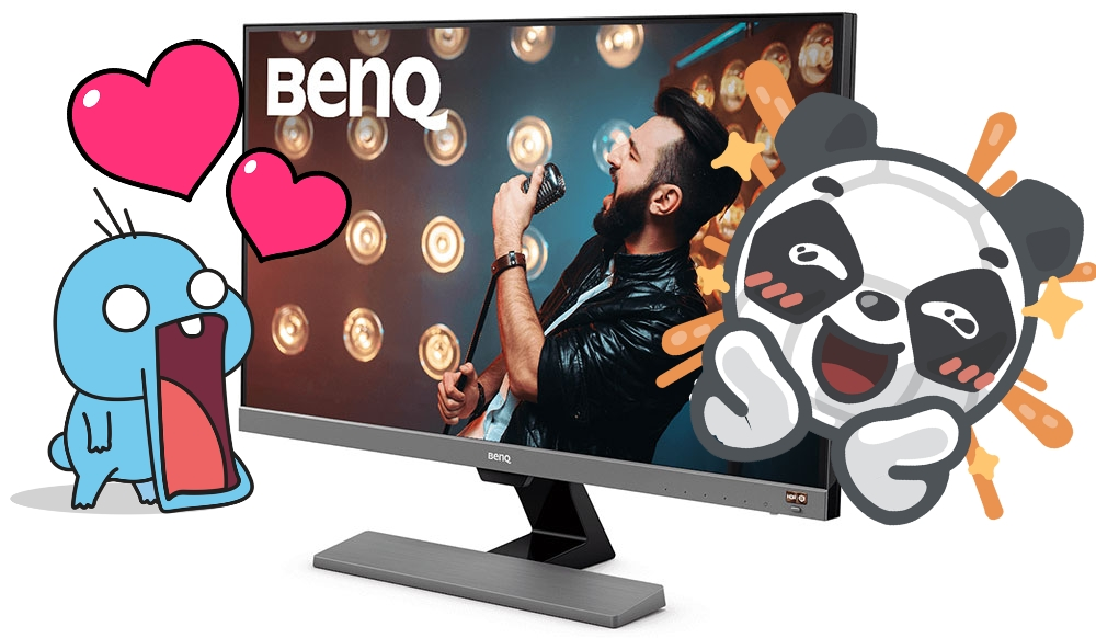 Tech ARP 20th Anniversary Giveaway Week 4 by BenQ!