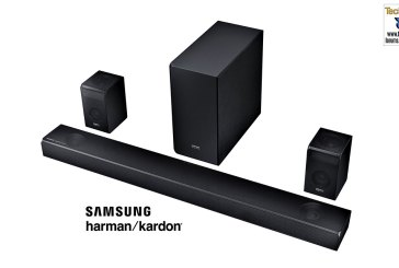 The 2018 Samsung + Harman Kardon Soundbar Tech Briefing
