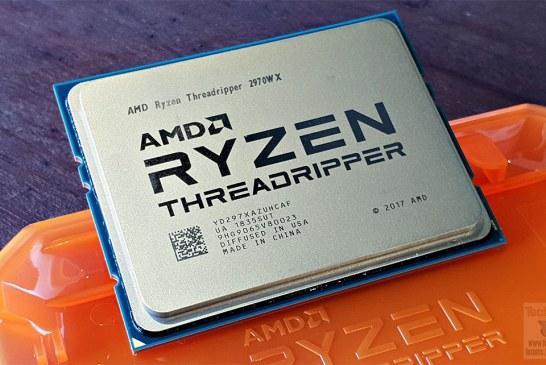 AMD Ryzen Threadripper 2970WX Preview – 24 Core Power!