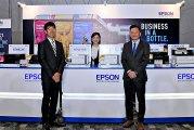 The Epson EcoTank Colour + Monochrome Printers Revealed!