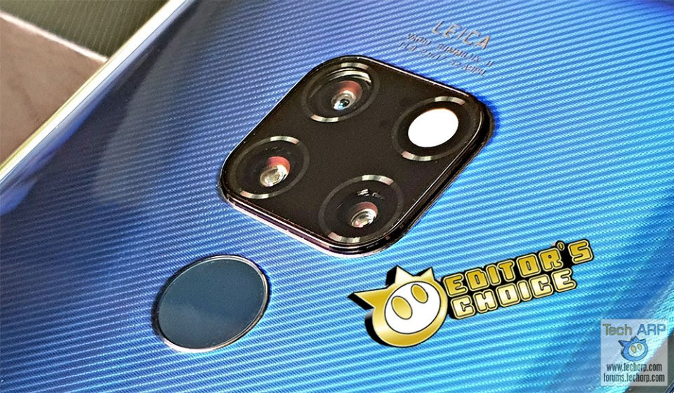 HUAWEI Mate 20 with Triple Leica Cameras In-Depth Review!
