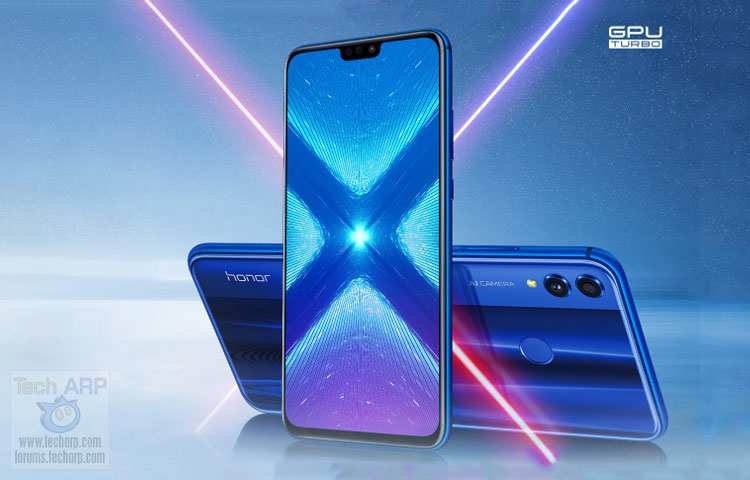 The Honor 8X Smartphone Preview