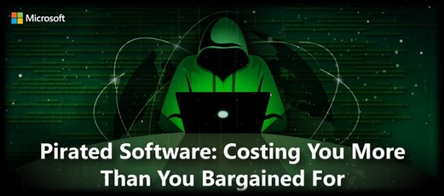 84% of New PCs with Pirated Software Infected with Malware!
