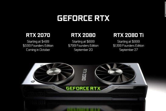 NVIDIA GeForce RTX slide 119