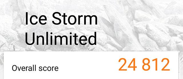 Realme 2 Pro 3DMark results