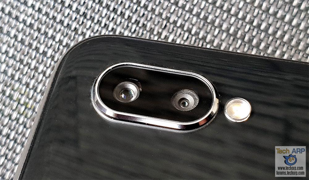 Realme 2 Pro rear camera