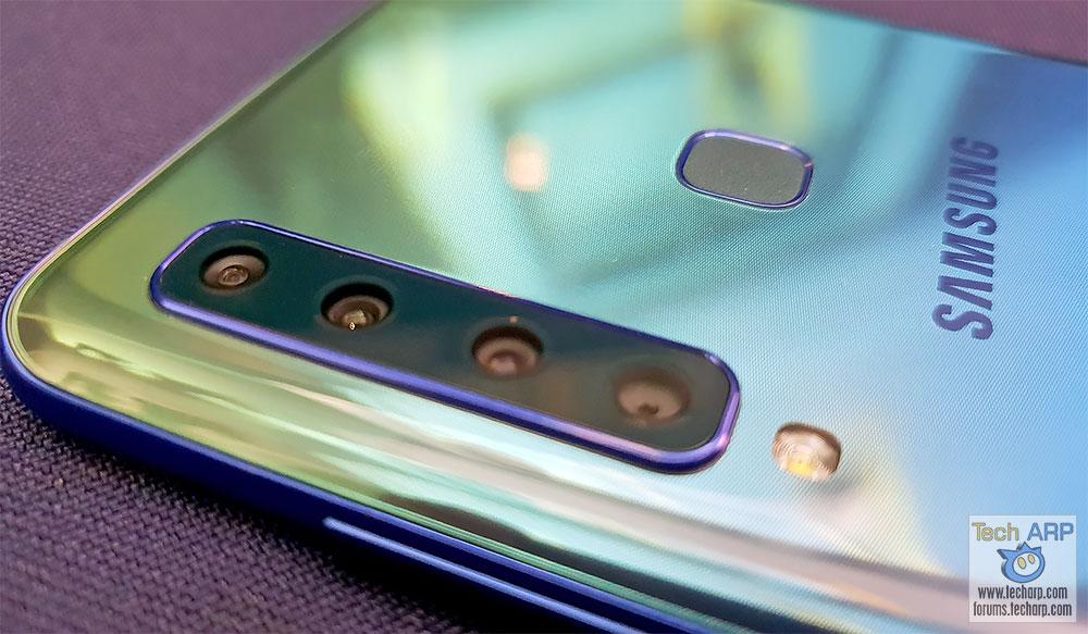 The Samsung Galaxy A9 2018 Preview 4x Camera 4x Fun Tech Arp