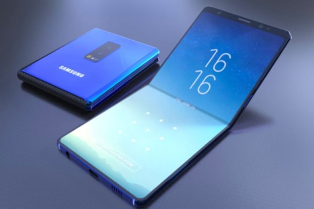 Foldable Samsung Galaxy X - Everything You Need To Know!