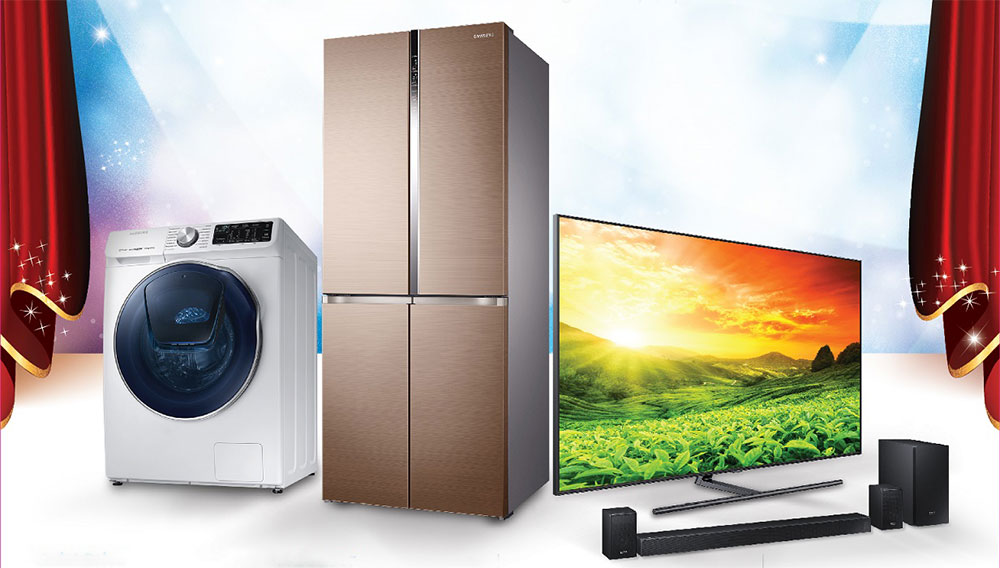 home appliances online