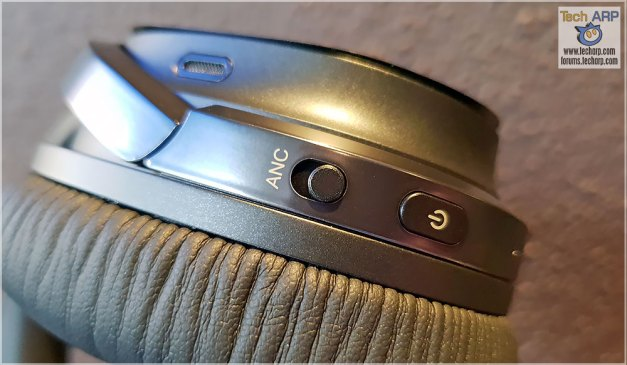 Edifier W860NB buttons