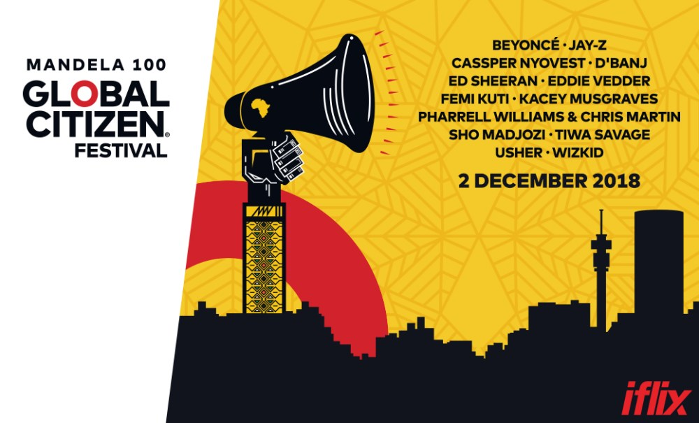 Global Citizen Festival: Mandela 100