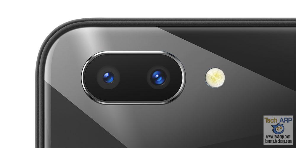 Realme 2 Realme C1 dual lens camera