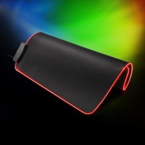 Sharkoon Unveils Gaming Mouse Mat with RGB Illumination!