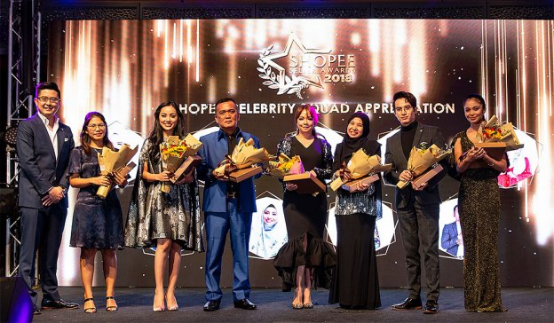 The Shopee Seller Awards 2018 Caps A Landmark Year!
