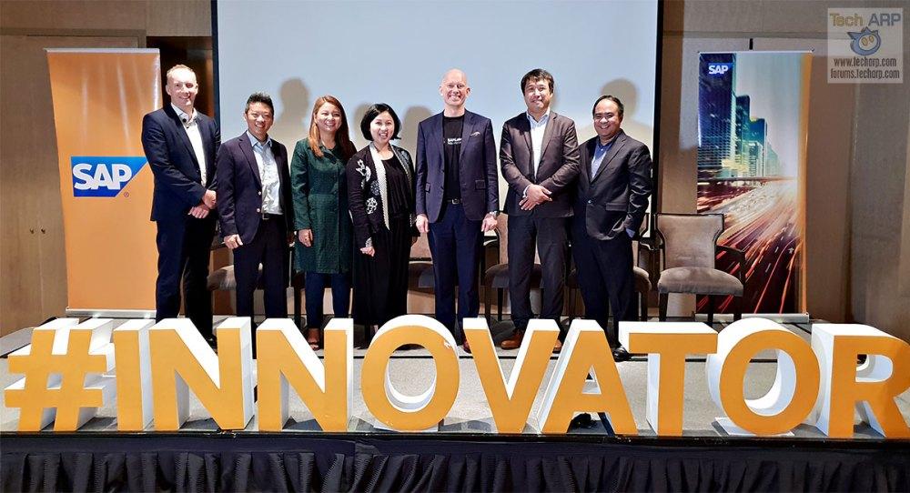 The 2018 SAP Southeast Asia Intelligent Enterprise Showcase