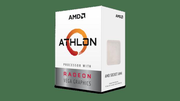 AMD Athlon 220GE and 240GE