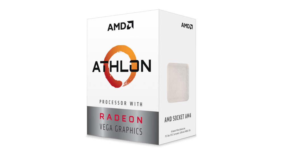 AMD Athlon 220GE and 240GE