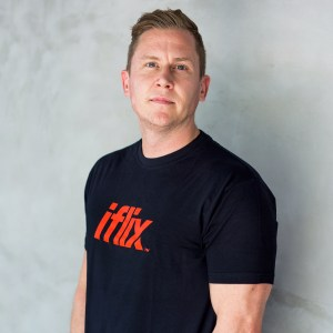 Andy Paterson - iflix