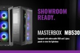 The Cooler Master MasterBox MB530P PC Case Revealed!
