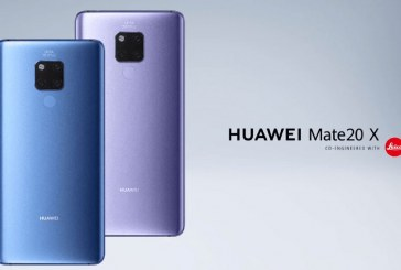 The New Huawei Mate 20 X Smartphone Has Arrived!