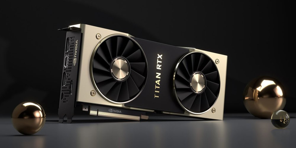 The New NVIDIA TITAN RTX Graphics Card Revealed!