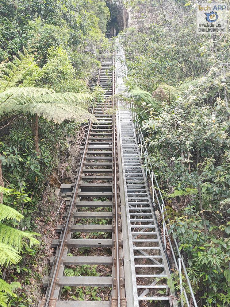 OPPO R17 Pro Photos Of Sydney - Scenic Railway