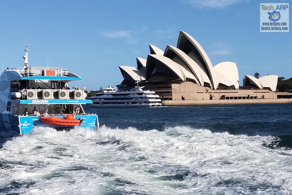 OPPO R17 Pro Photos Of Sydney - Sydney Opera House