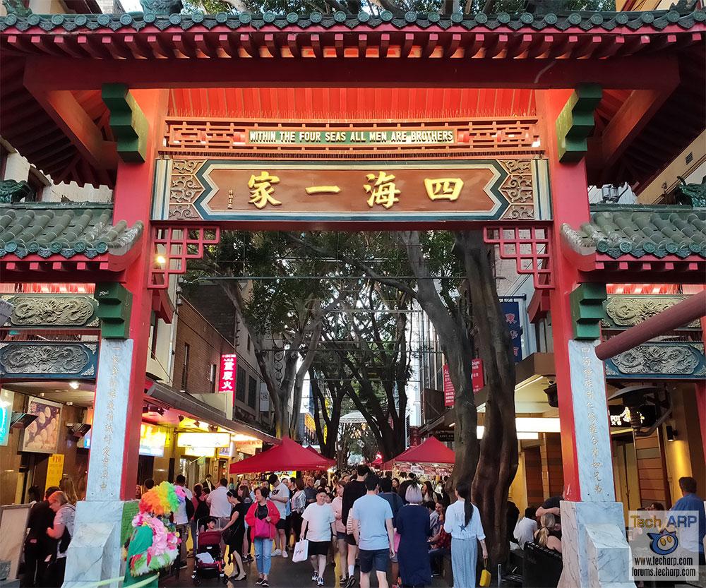 OPPO R17 Pro Photos Of Sydney - Chinatown