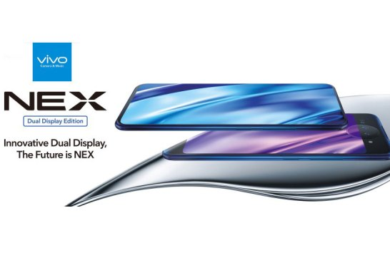 The Vivo NEX Dual Display Edition Smartphone Revealed!