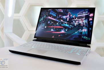 Alienware Shows Off 2019 Area-51m with Legend Design!
