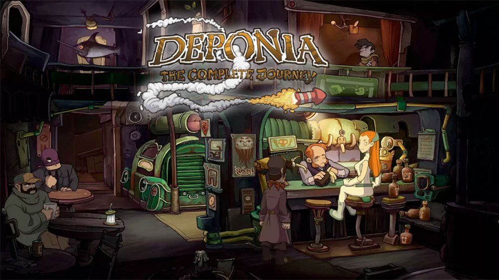 Deponia : The Complete Journey Is FREE For A Limited Time!