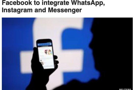 FB Messenger, Instagram + WhatsApp Integration Demystified!