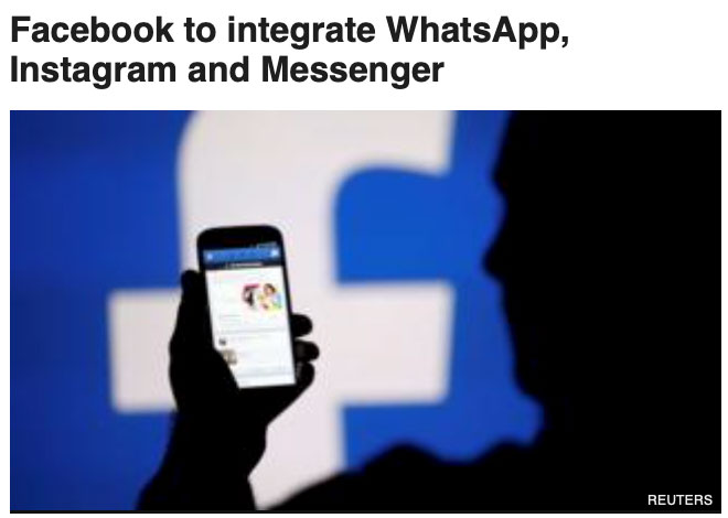 FB Messenger, Instagram + WhatsApp Integration Demystified!