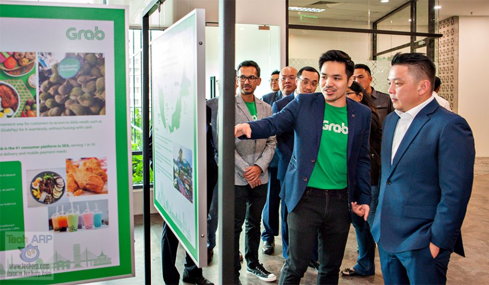 Exclusive Tour Of New Grab Regional Centre of Excellence!