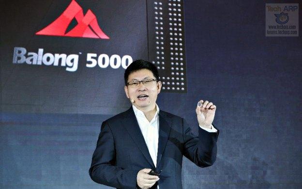 The HUAWEI Balong 5000 Multi-Mode 5G Chipset Revealed!