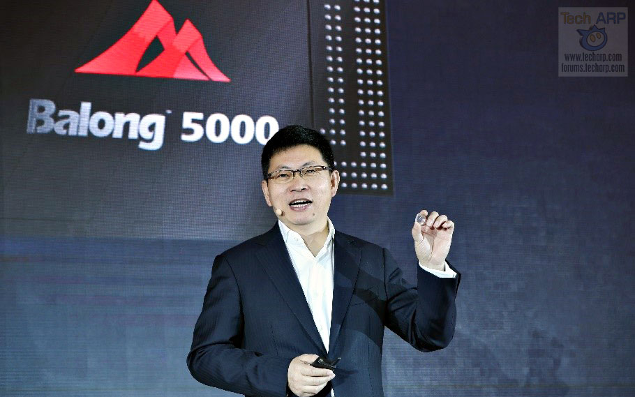 The HUAWEI Balong 5000 Multi-Mode 5G Chipset Revealed!