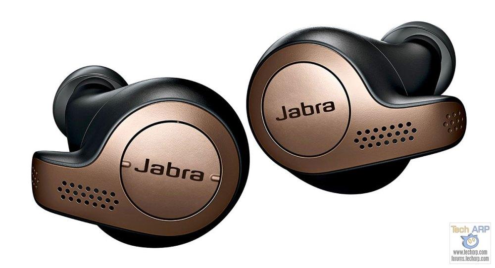 Jabra Elite 65t Wireless Earbuds With 4-Mic Tech Revealed
