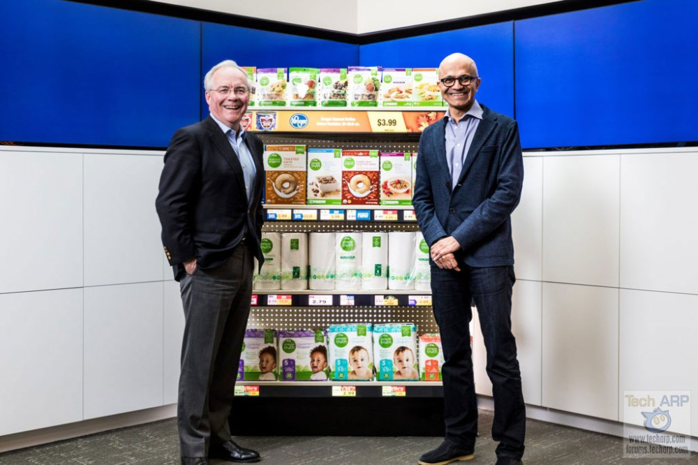 The Kroger-Microsoft RaaS Collaboration Revealed!