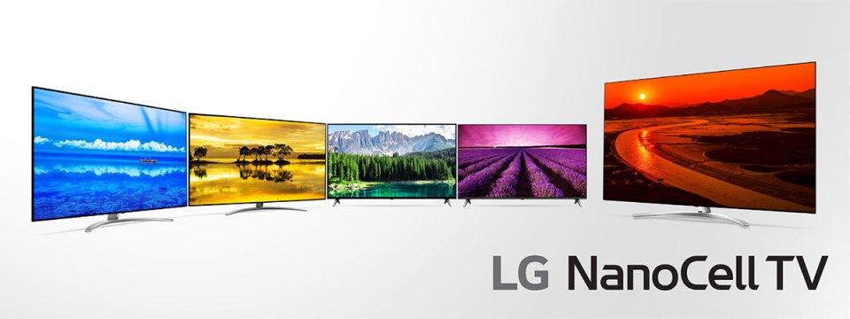 The 2019 LG TVs Will Feature Alpha 9 Gen 2 + ThinkQ AI!