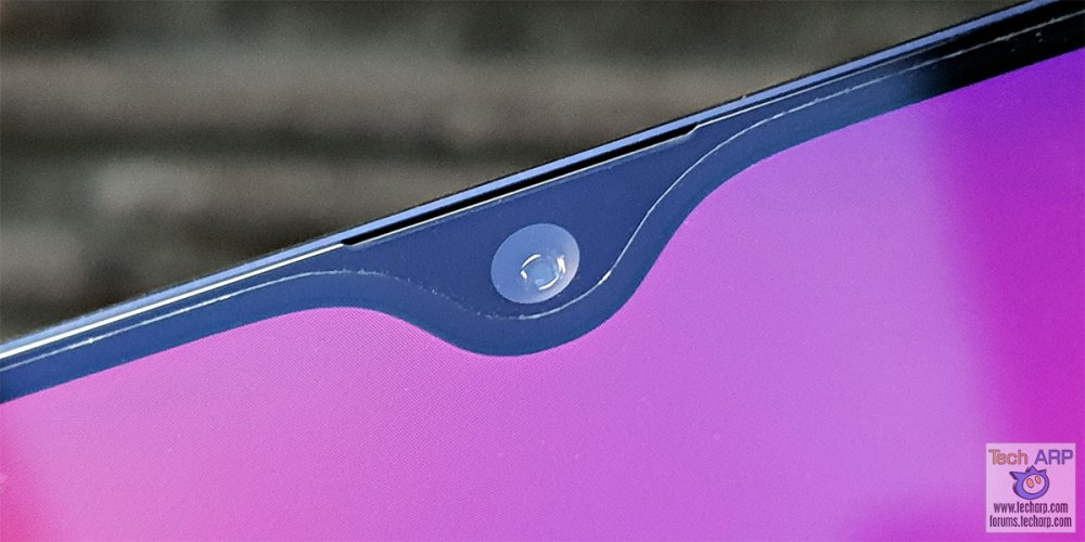 OPPO R17 Pro front camera