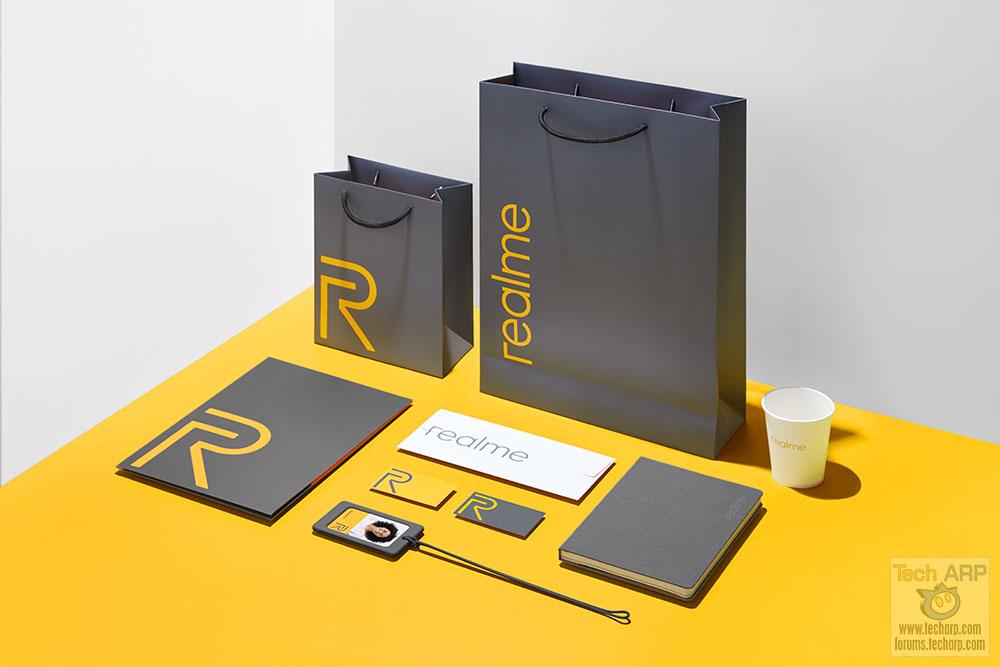 Realme office supplies